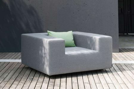 Endlich: Wetterfeste Luxus Outdoor Loungesessel
