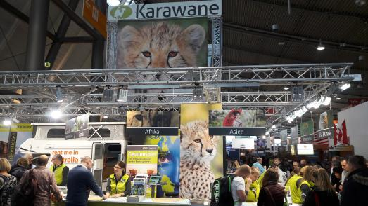 CMT Reisemesse Stuttgart 2020
