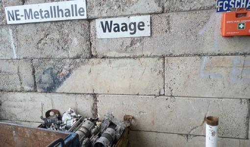 Schrotthändler Euskirchen kauft ihre Schrott und Metall zu fairen Preisen