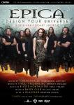 "EPICA - announce ""Design Your Universe"" 10th anniversary shows"
