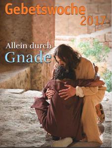 Lesungsheft zur Gebetswoche 2017 / Bild: © Cover: Advent-Verlag