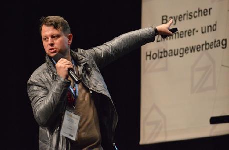 Christoph Krause von Kompetenzzentrum Digitales Handwerk - Foto: LIV