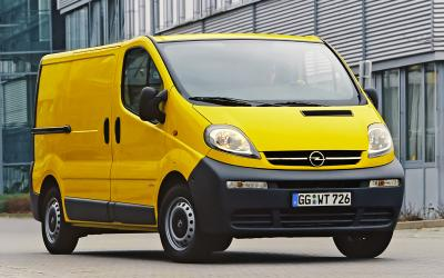 Many Happy Deliveries! Opel Vivaro Celebrates 20th Birthday