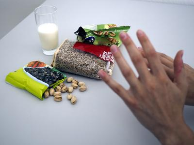Von Nüssen bis zur Milch: Innerhalb der vergangenen zehn Jahre hat sich die Zahl der Menschen, die an einer Lebensmittelallergie leiden, verdoppelt