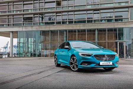 Einer wie sonst keiner: Das Individualisierungsprogramm Opel Exclusive geht jetzt ebenfalls mit dem neuen Insignia an den Start