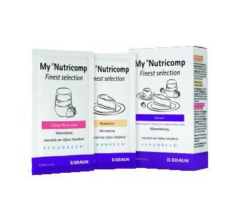 Von herzhaft bis süß: My Nutricomp bringt mehr Geschmack und Abwechslung in Trinknahrung