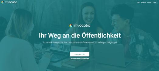 Die myocobo Startseite