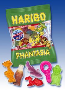 """Der HARIBO PHANTASIA RELAUNCH 2012 - """"Mit Phantasie neu gemischt"""""""
