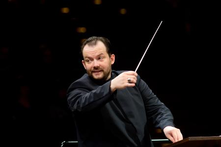 Andris Nelsons (Foto: Gert Mothes)
