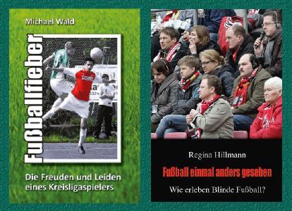 Zur Fußball EM: Fußball-Bücher von echten Fans