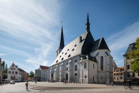 Kirche St. Peter und Paul (Herderkirche) Weimar