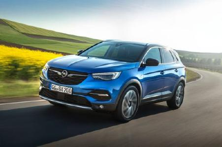 Mehr Sicherheit: Der neue Opel Grandland X hat ein erstklassiges Portfolio an hochmodernen Assistenzsystemen an Bord