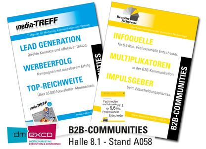 B2B Communities dmexco 2012
