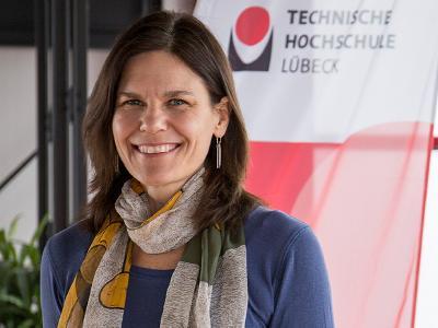 TH-Präsidentin Dr. Muriel Helbig / Foto: THL