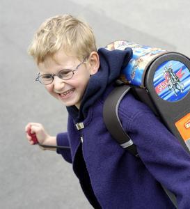 Das KGS appelliert an die Eltern, die Augen ihrer Kinder zum Schulbeginn untersuchen zu lassen, um Folgeprobleme zu vermeiden