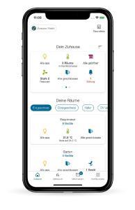 Die WeberLogic 2.0 mit wibutler wird nun um Möglichkeiten für ein intelligentes Energiemanagement mit SENEC erweitert. Bewohner können alles am Smartphone selber steuern