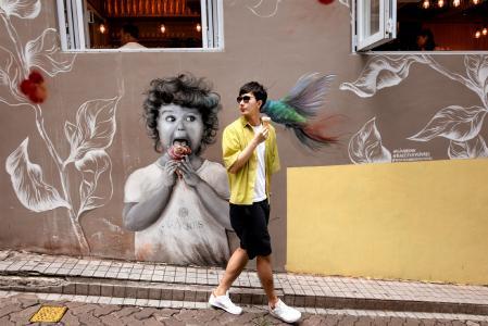 Street Fashion in Hongkong (c) Hong Kong Tourism Board
