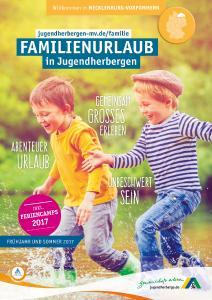 Der neue Katalog Familienurlaub in JH 2017