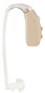 NX 8762 1 newgen medicals Akku HdO Hörverstärker HV 633 mit zwei Klangkulissen Modi 33 dB