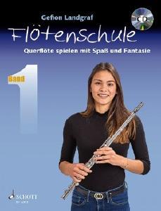 Schott ED22813 Querflötenschule