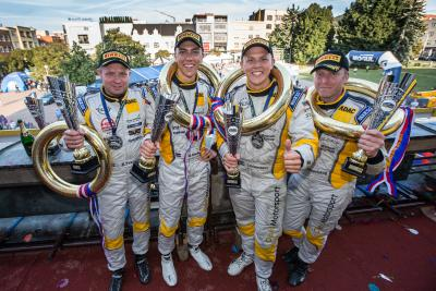 2018 Rally Season: Impressive Results for Opel
