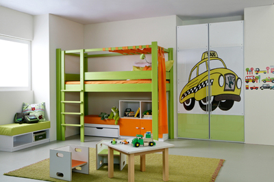 das will ich haben italienische kinder und jugendzimmer. Black Bedroom Furniture Sets. Home Design Ideas
