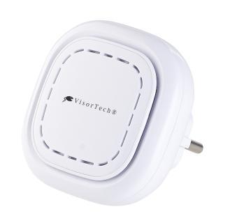 VisorTech WLAN-Gateway WMS-250.gw mit App-Anbindung für Funk-Warnsystem WMS-250