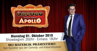 APOLLO COMEDY NIGHT