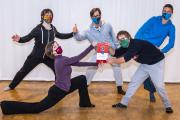 Buergerpreis Corinna Mindt und Team Tanzbar 6