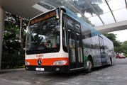 Mercedes-Benz buses with BlueTec now on business in South-East Asia