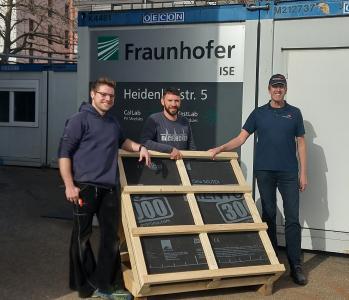 Baden-Württembergs Dachdecker-Ausbildungszentrum ist in Forschungsprojekt eingebunden.
