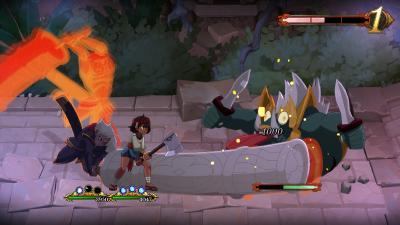 'Indivisible' ist ab sofort auf PlayStation 4 und Xbox One mit exklusiven Boni vorbestellbar!