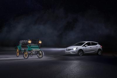 Opel Lutzmann Opel Astra