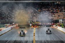 Vier FIA Drag-Racing-Klassen am Start in Hockenheim