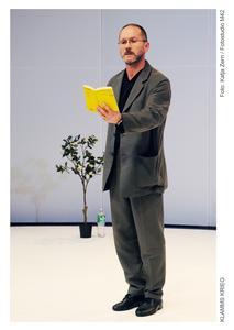 Frank Lienert-Mondanelli als Klamm / Fotostudio M42 Katja Zern bzw. Thomas Frank