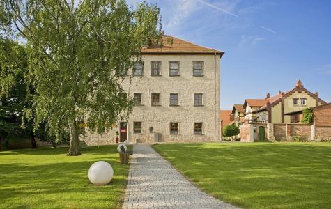 Hotel Resort Schloss Auerstedt / Foto: Michael Miltzow