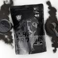 JETZT NEU: Das habt ihr noch nicht gesehen! Das erste, richtig schwarze MAMMUT Proteinpulver zur Herstellung eines schwarzen Proteinshakes!