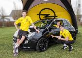 Opel ADAM Thomas Delaney Jacob Bruun Larsen Leonardo Balerdi