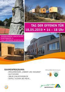 Tag der offenen Tür in der Jugendherberge Hohenstaufen