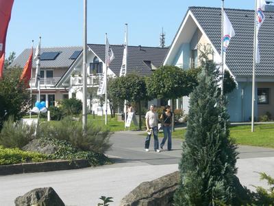 Tolle Häuser, die im Sommer kühlen und im Winter wärmen, gibt es in den Ausstellungen Eigenheim & Garten zu sehen