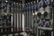 Kaiflex Dämmstoffe sorgen dank ihrer geringen Wärmeleitfähigkeit für mehr Energieeffizienz bei betriebstechnischen Anlagen. Bild: tdx/Kaimann/IBU Institut Bauen und Umwelt