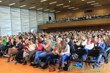 Rund 700 Erstsemester beginnen in diesen Tagen ihr Studium an der Hochschule Osnabrück