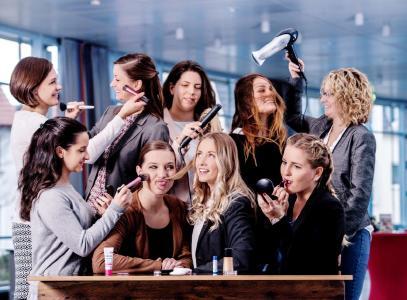 Palatin Make-up-Seminar