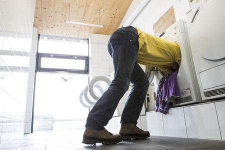 Genug Platz in der Waschmaschine