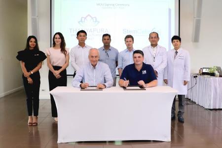 Der Kooperationsvertrag zwischen Thanyapura und SC21 bekräftigt Thanyapura Sports & Health Resort Phuket als führende Adresse in der Sport- und Lifestyle-Industrie.