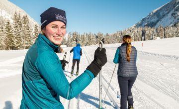 Im österreichischen Seefeld gibt es ein neues flexibles Langlaufprogramm