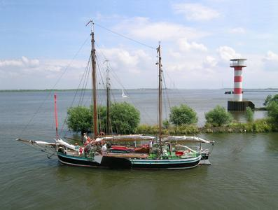 "Traditionsschiff ""Wilhelmine"", Fotograf: Ulrich Monsees"