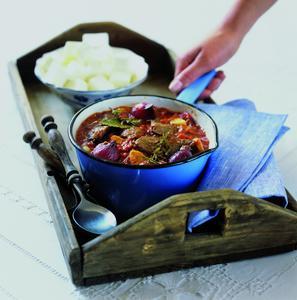 Wilde Herbstküche - schmeckt gut, tut gut, Foto: Stifado