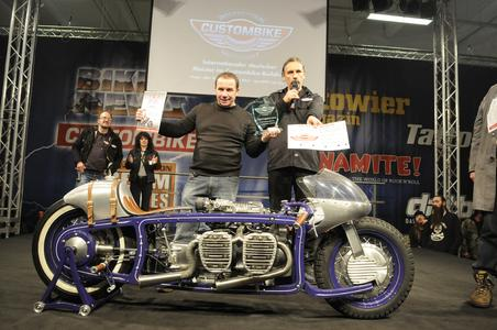International Custombike Championship Germany Sieger 2010