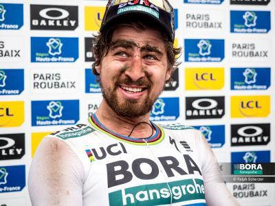 Dem amtierenden Paris-Roubaix Titelhalter gelang es 2018 bei einem Angriff 54 Kilometer vor dem Ziel das Rennen für sich zu entscheiden. Damit ist er seit Bernard Hinault im Jahr 1981 der erste amtierende Weltmeister, der das Rennen im Regenbogentrikot gewinnen konnte